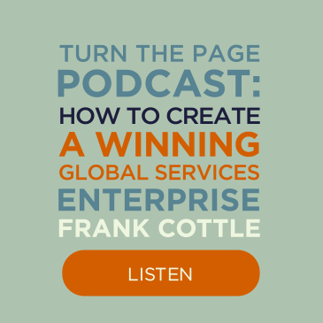How to Create a Winning Global Services Enterprise with Frank Cottle