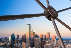 Dallas for virtual office meeting room and live receptionist