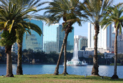 Orlando for virtual office meeting room and live receptionist
