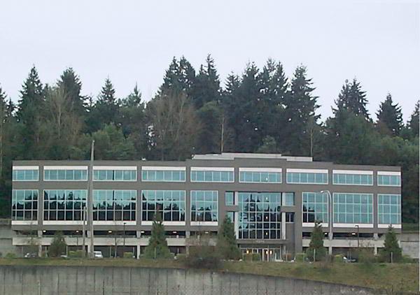 Exterior Facade - Bellevue Virtual Office Space
