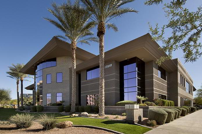 Exterior Facade - Scottsdale Virtual Office Space