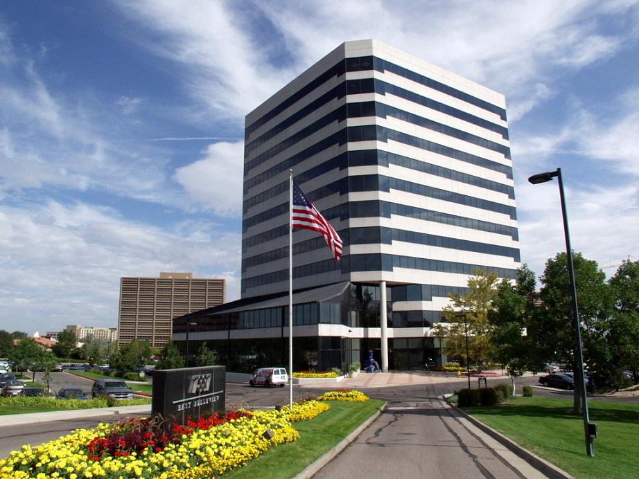 Denver Business Address - Building Location