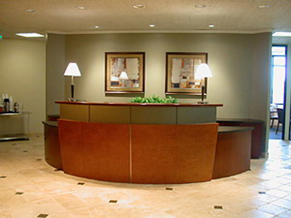 Entrance Lobby - Century City Virtual Office Space