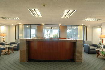 Stylish Entrance Lobby - Virtual Office in Pasadena