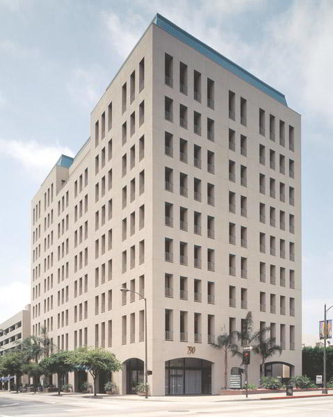 Exterior Facade - Pasadena Virtual Office Space