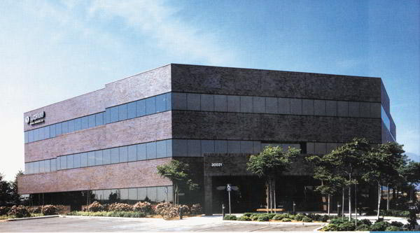 Rancho Santa Margarita Virtual Office - Building Facade