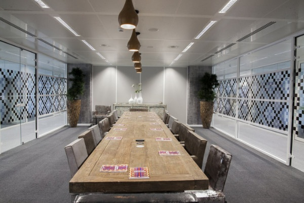 Stylish Brussels Meeting Room