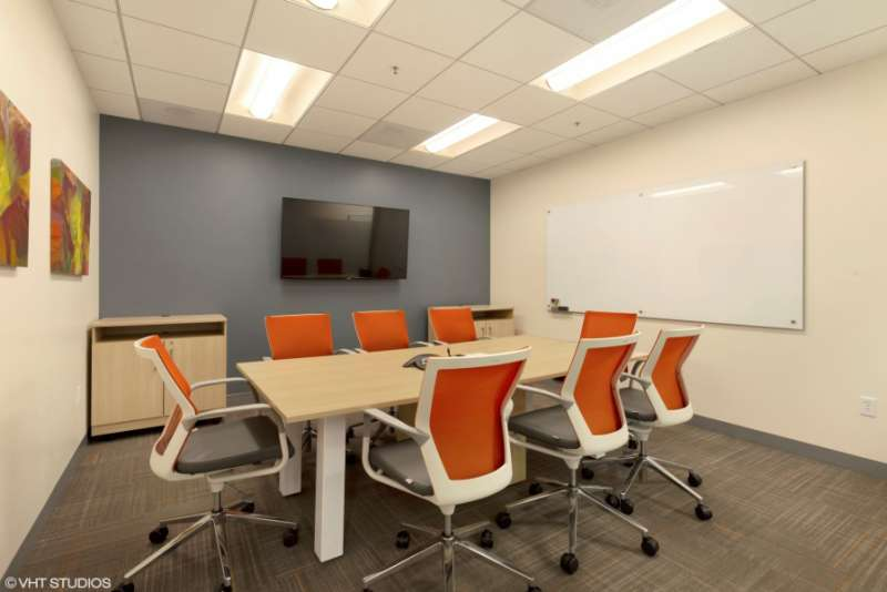 Stylish Walnut Creek Meeting Room