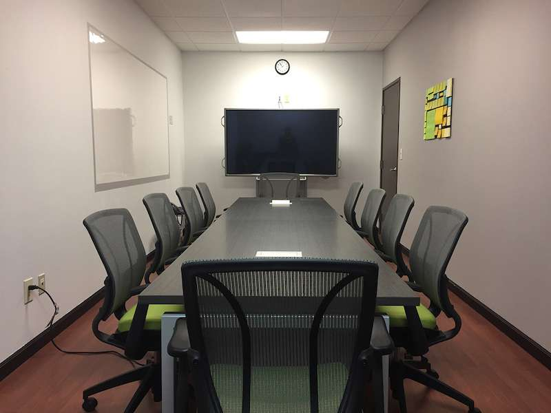 Stylish San Antonio Meeting Room