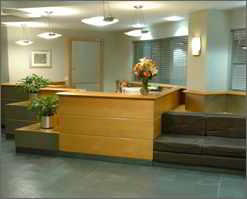 Stylish Entrance Lobby - Virtual Office in White Plains