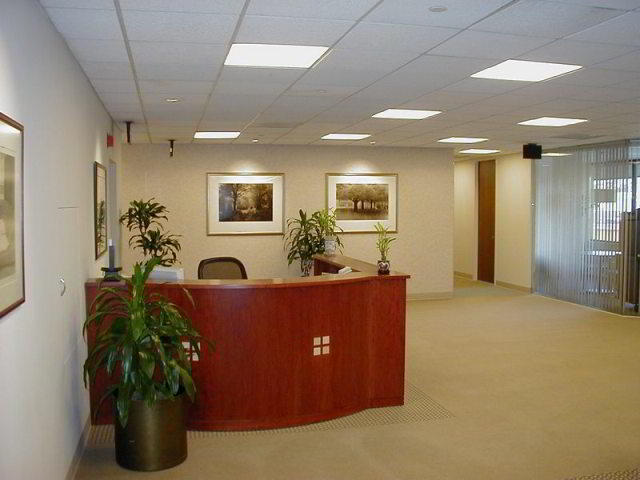 Entrance Lobby - Stamford Virtual Office Space