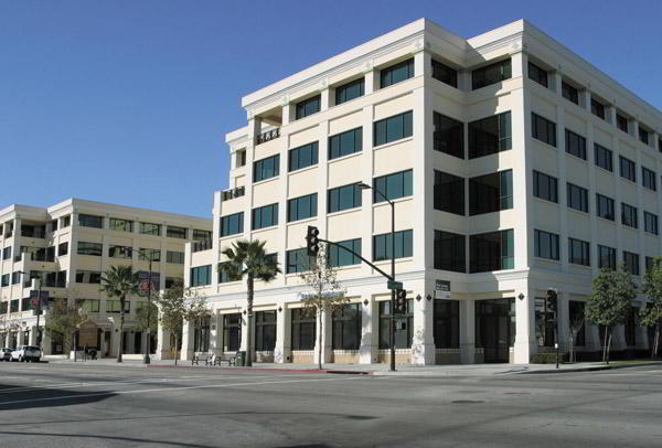 Pasadena Virtual Office - Building Facade
