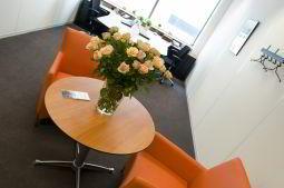 Break Room - Kitchen Area - Schiphol Airport Executive Suite