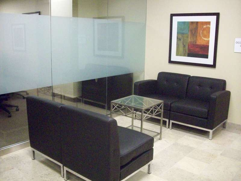 Mckinney Virtual Office Space - Comfortable Commons Area