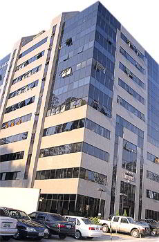 Sao Paulo Virtual Office - Building Facade