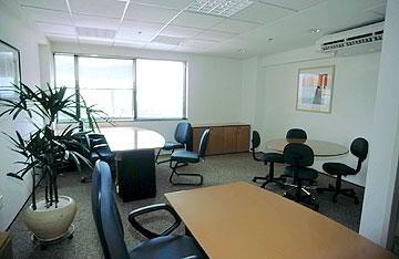 Sao Paulo Virtual Office Address - Lounge Commons Area