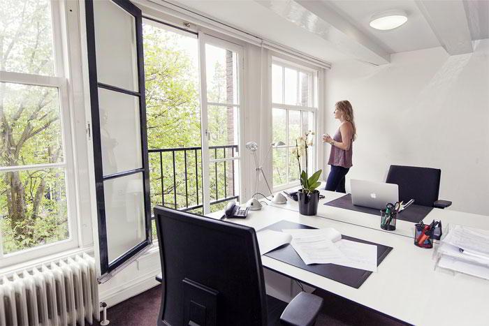 Amsterdam Virtual Office Building