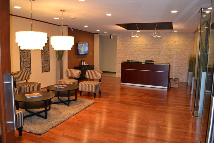Dallas Live Receptionist and Business Address Lobby