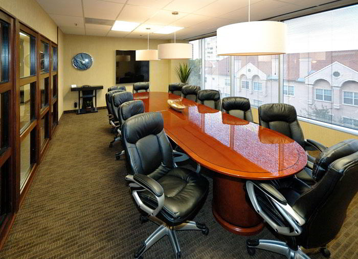 Nice Conference and Meeting Rooms in Dallas
