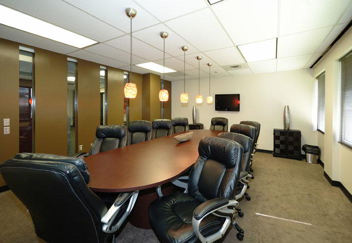Stylish Irving Meeting Room