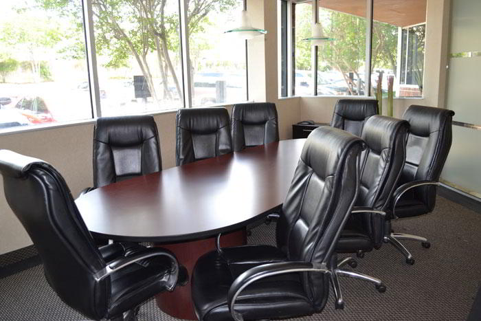 Turnkey Grapevine Conference Room