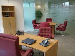 This Nottingham Virtual Office Meeting Rooms