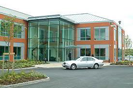 Solihull Virtual Office - Building Facade