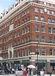 London Victoria Virtual Office - Building Facade