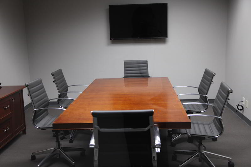 Stylish Houston Meeting Room