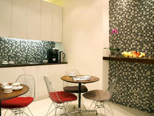 Break Room - Kitchen Area - Sofia Executive Suite