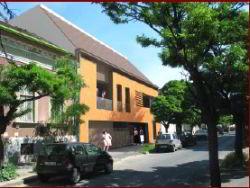 Debrecen Virtual Office - Building Facade