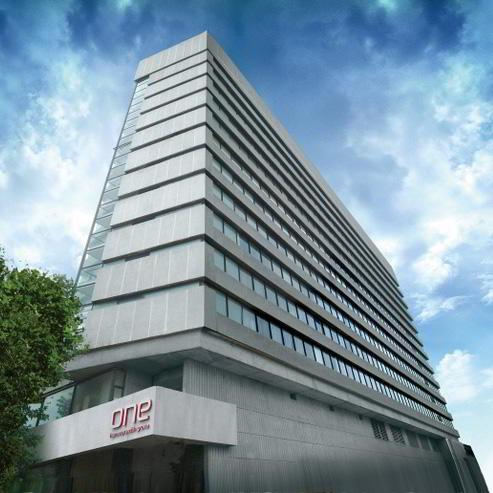 London Hammersmith Virtual Office - Building Facade