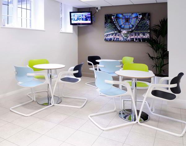 Break Room - Kitchen Area - London West End Executive Suite