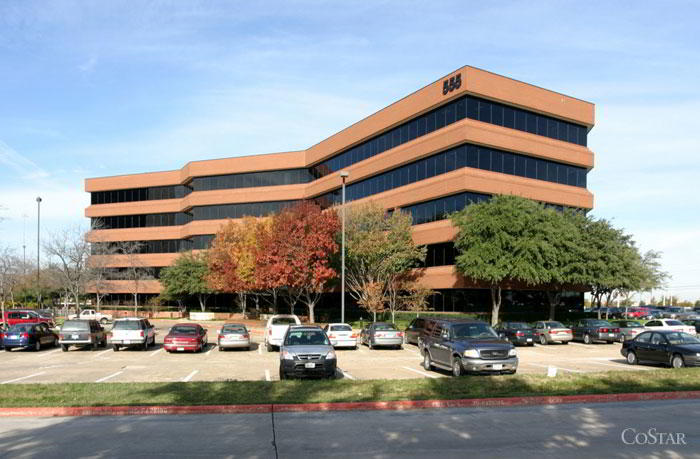 Plano Business Address - Building Location
