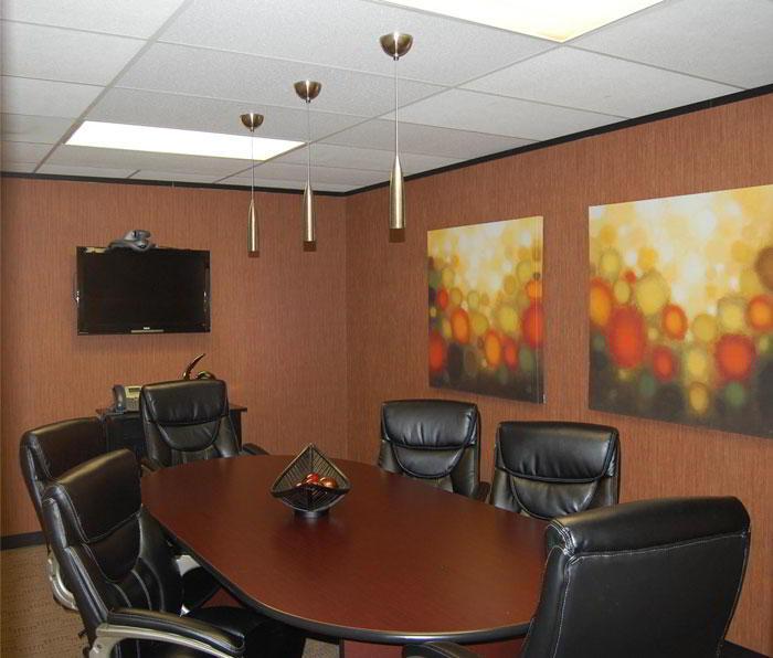 Stylish Houston Meeting Room