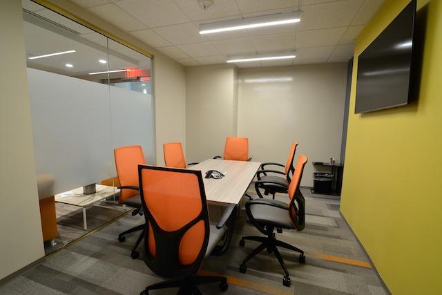 Turnkey Herndon Conference Room