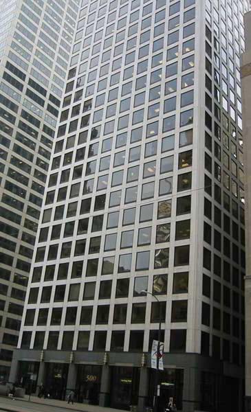 Chicago Virtual Office - Building Facade