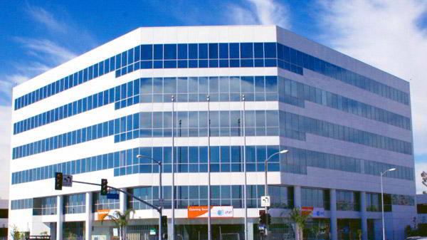 Exterior Facade - Panorama City Virtual Office Space