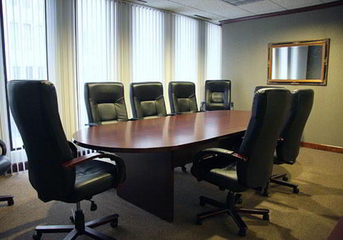 Turnkey Atlanta Conference Room