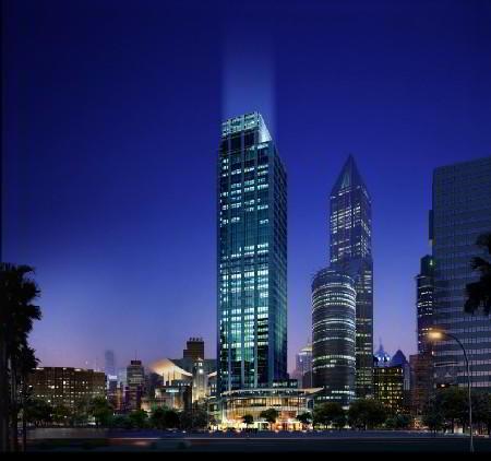 Shanghai Virtual Office - Building Facade