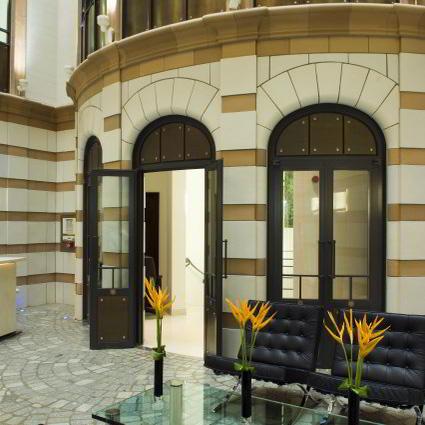 London City Virtual Office - Building Facade