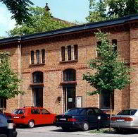 Exterior Facade - Potsdam Virtual Office Space