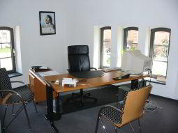 Potsdam Day Office - Fully Equipped