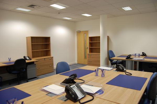 On-Demand London City Office - Meeting Rooms Available Too