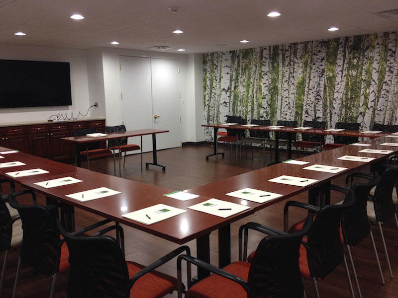 Stylish Darien Meeting Room