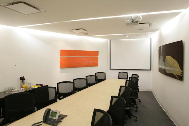This Monterrey (San Pedro) Virtual Office Meeting Rooms