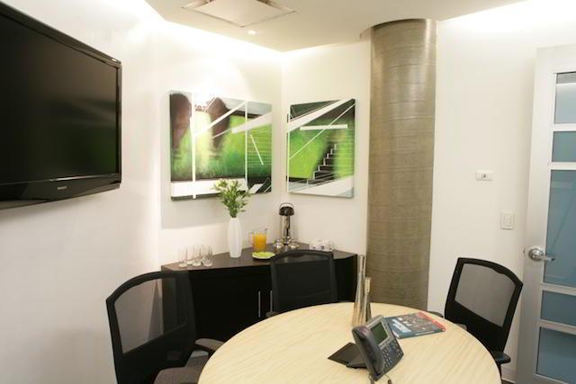Stylish Monterrey (San Pedro) Meeting Room