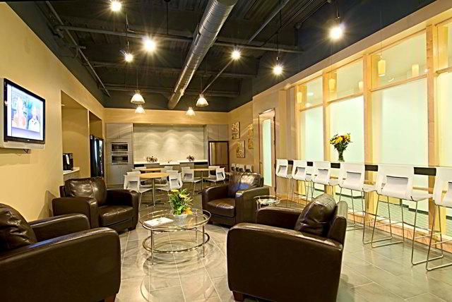 Break Room - Kitchen Area - Celebration Executive Suite