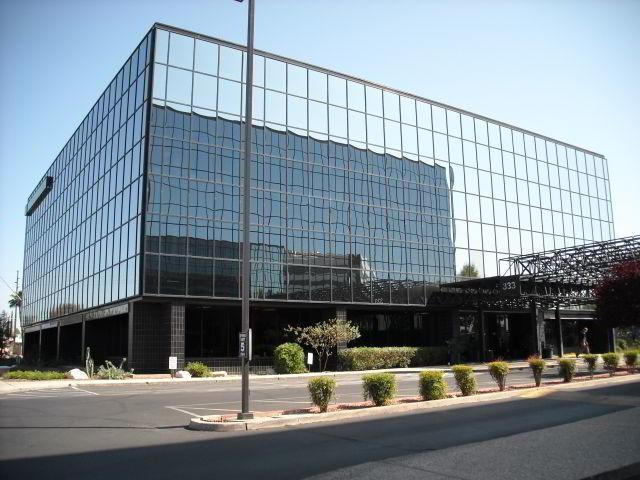 Exterior Facade - Tucson Virtual Office Space