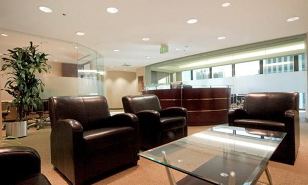 Receptionist Welcoming Area - Long Beach Virtual Office